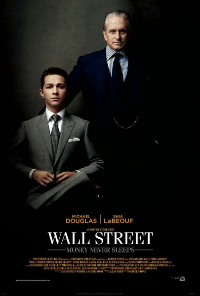 Wolf Of Wall Street Poster Font
