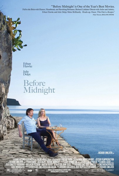 Before Midnight movie font