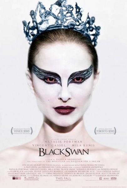 Black Swan movie font