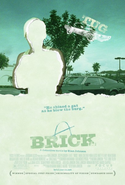 Brick movie font
