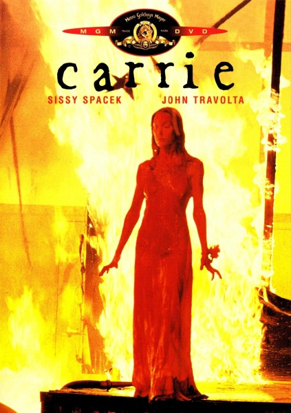 Carrie movie font