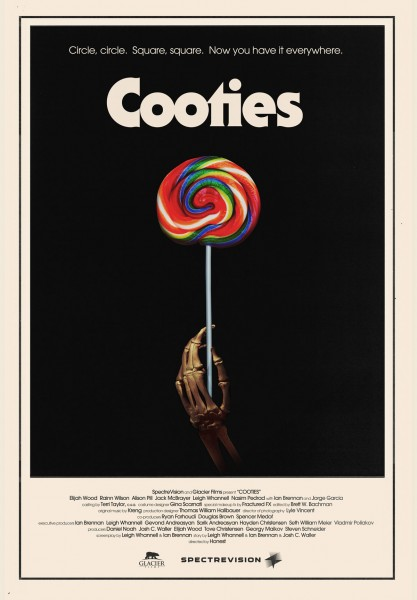Cooties movie font