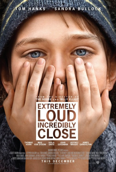 Extremely Loud and Incredibly Close movie font