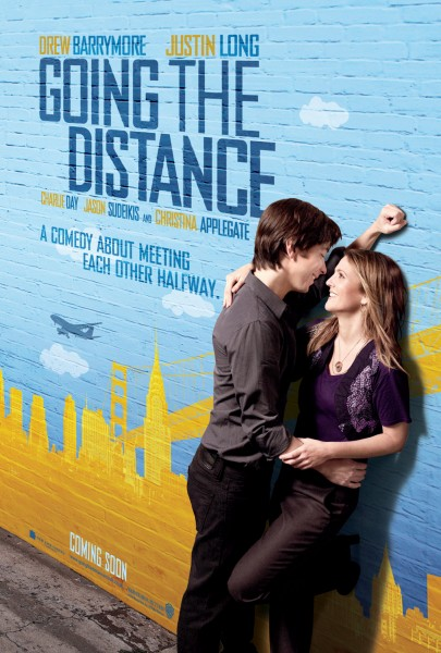 Going the Distance movie font