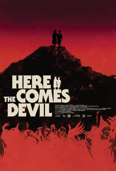 Here Comes the Devil movie font