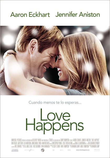 Love Happens movie font