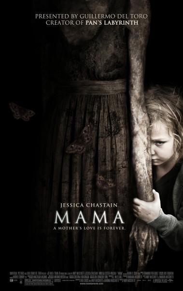 Mama movie font