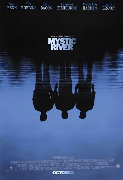 Mystic River movie font
