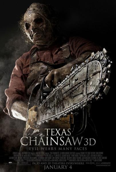 Texas Chainsaw 3D movie font