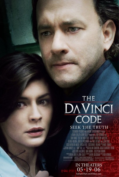 The Da Vinci Code movie font