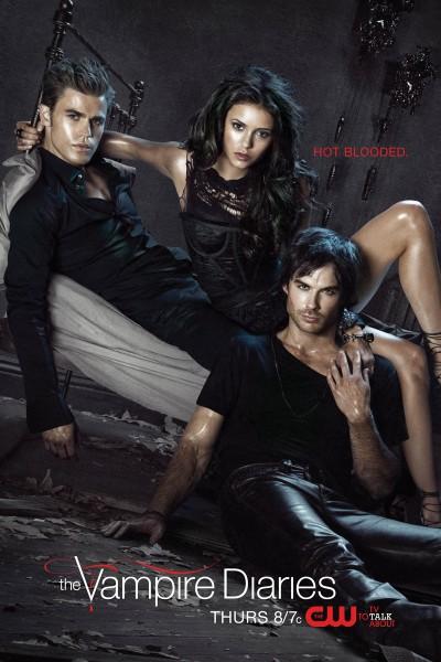 The Vampire Diaries movie font