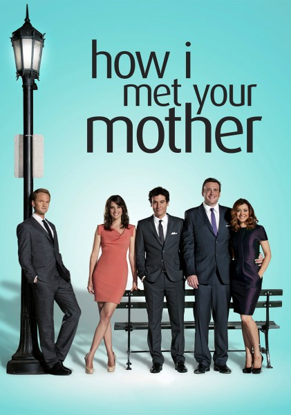 How I Met Your Mother movie font
