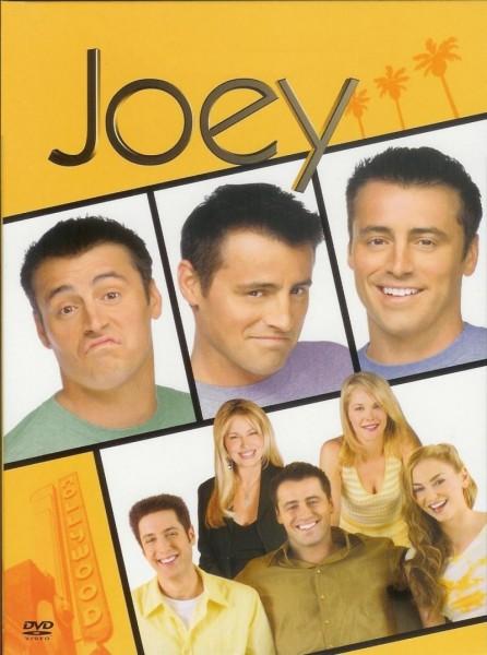 Joey movie font