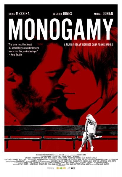Monogamy movie font