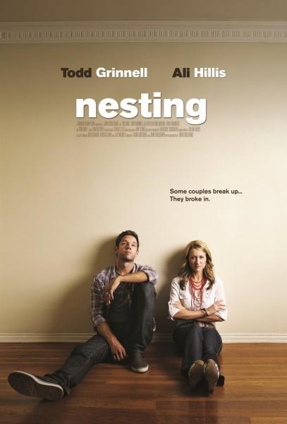 Nesting movie font