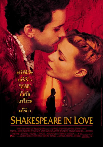 Shakespeare in Love movie font