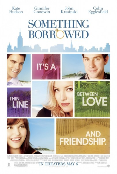 Something Borrowed movie font