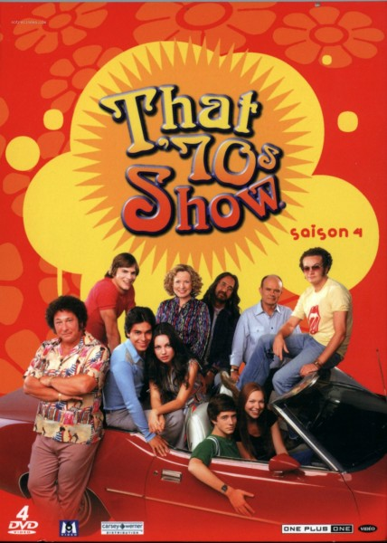 That '70s Show movie font