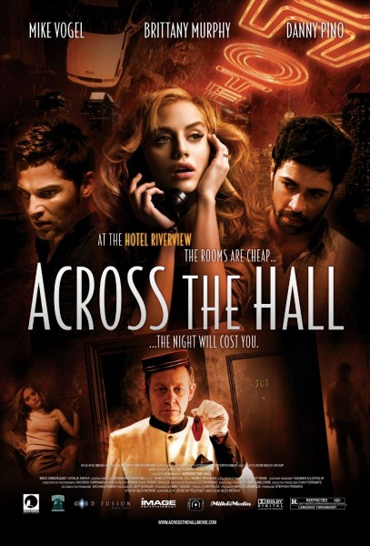 Across the Hall movie font