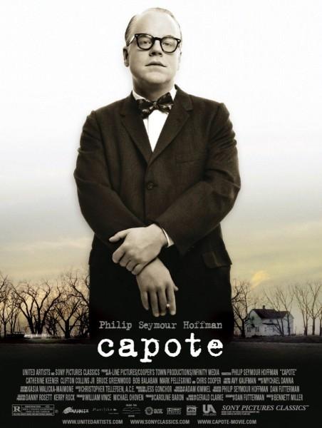 Capote movie font