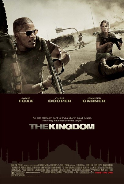 The Kingdom movie font