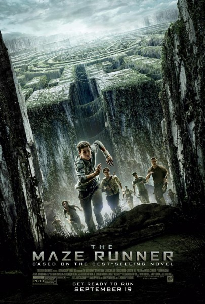 The Maze Runner movie font