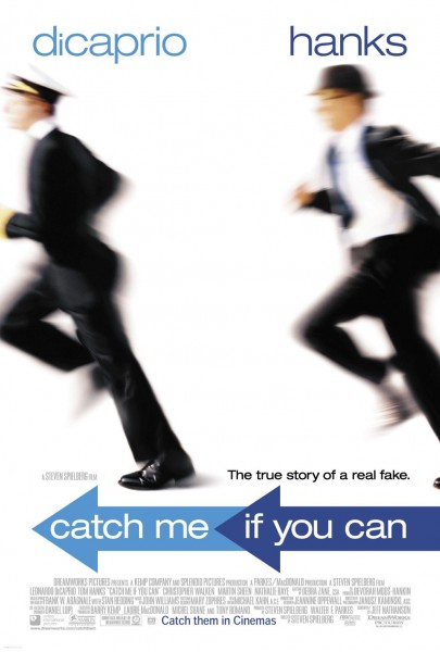 Catch Me If You Can movie font