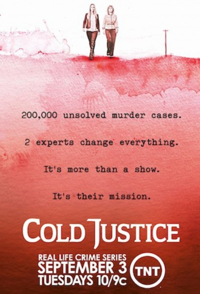 Cold Justice movie font