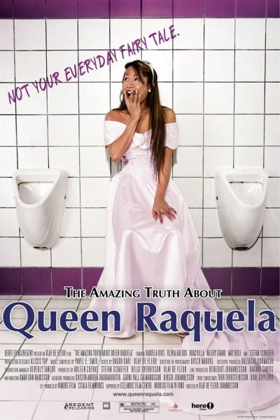 Queen Raquela movie font