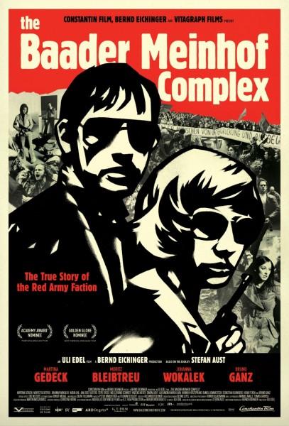 The Baader Meinhof Complex movie font