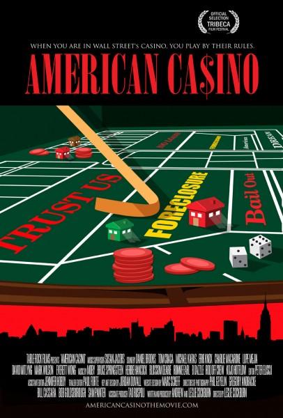 American Casino movie font