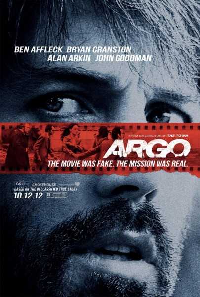 Argo movie font