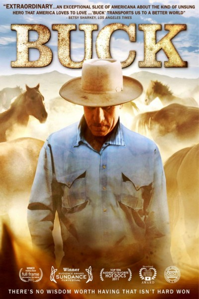 Buck movie font