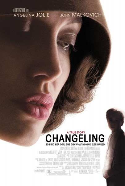 Changeling movie font