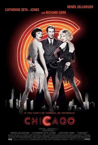 Chicago movie font