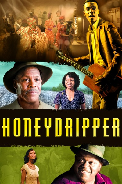 Honeydripper movie font