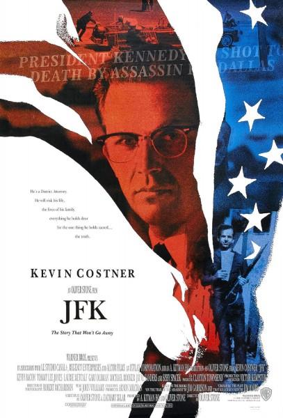 JFK movie font
