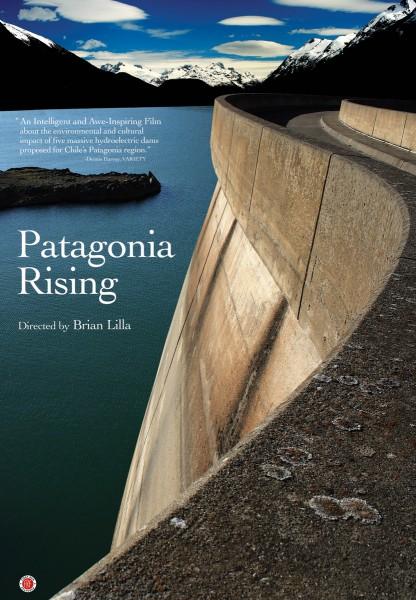 Patagonia Rising movie font