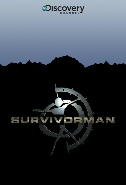 Survivorman movie font