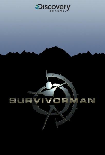 Survivorman movie font