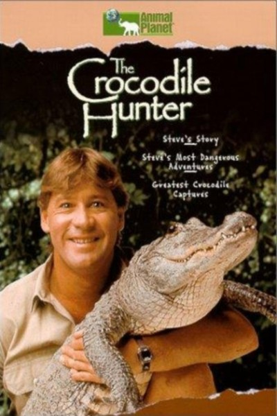 The Crocodile Hunter movie font