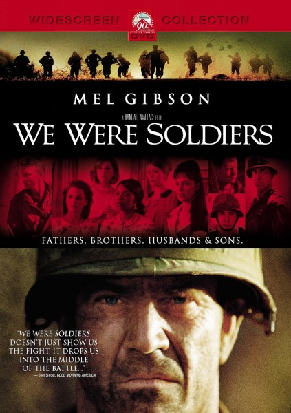 We Were Soldiers movie font