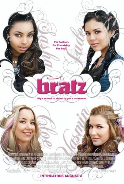Bratz movie font