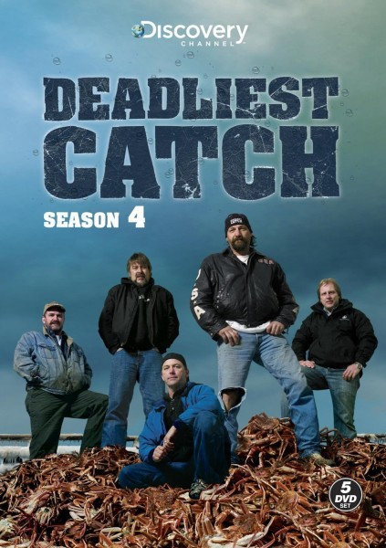 Deadliest Catch movie font