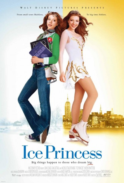 Ice Princess movie font