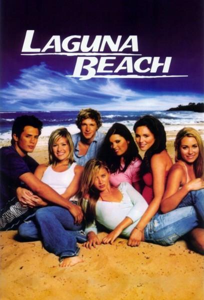 Laguna Beach movie font
