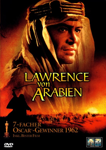Lawrence of Arabia movie font