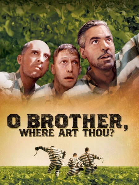O Brother, Where Art Thou movie font