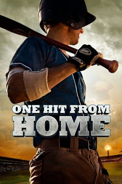 One Hit from Home movie font
