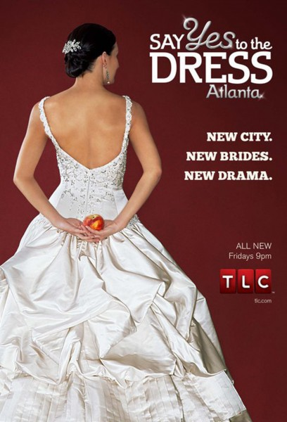 Say Yes to the Dress movie font